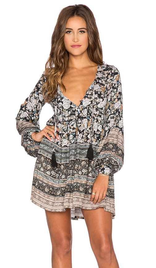 AUGUSTE Heavenly Creatures Boho Dress in Cinnamon