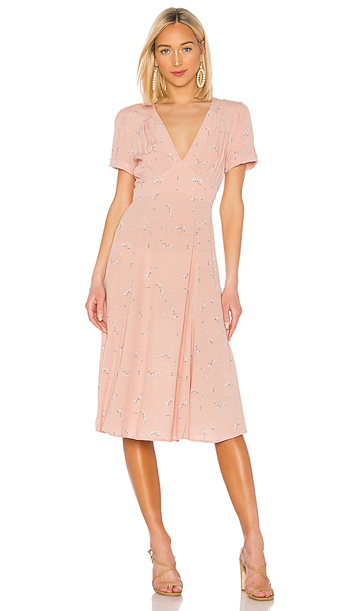 Clementine Bonne Midi Dress by Auguste