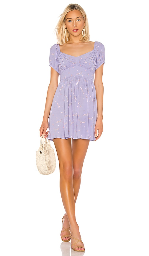 Clementine Bonne Mini Dress
