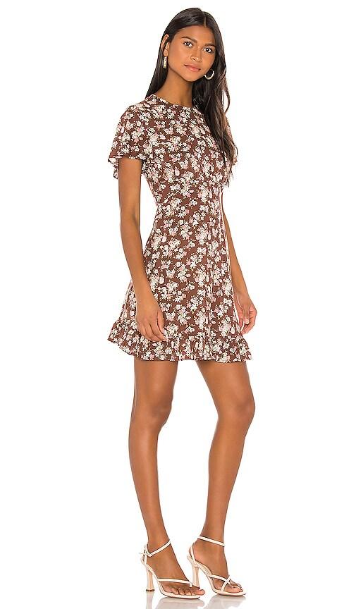 Auguste Matilda Pia Mini Dress