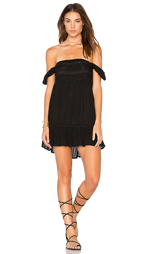 AUGUSTE Isabella Play Dress in Black