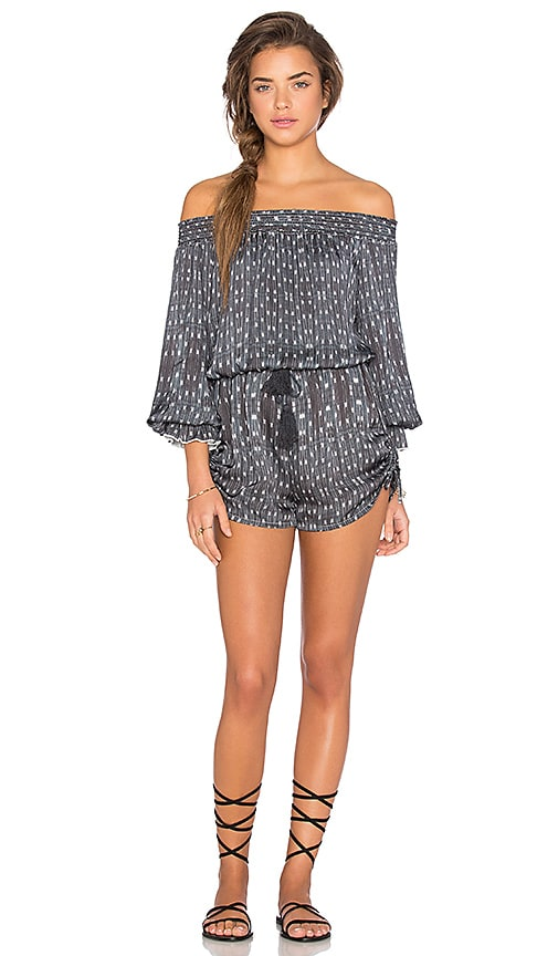 Boheme Sleeved Romper
