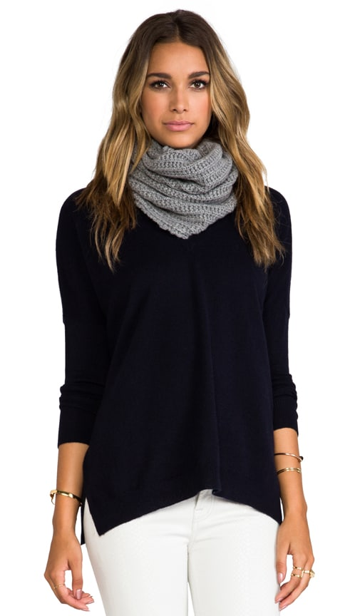 Textured Neckwarmer
