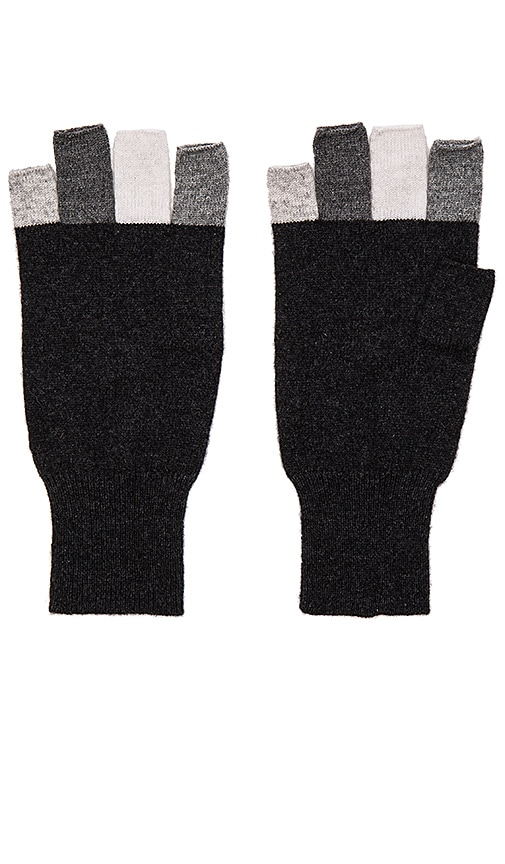 Multi Fingerless Glove