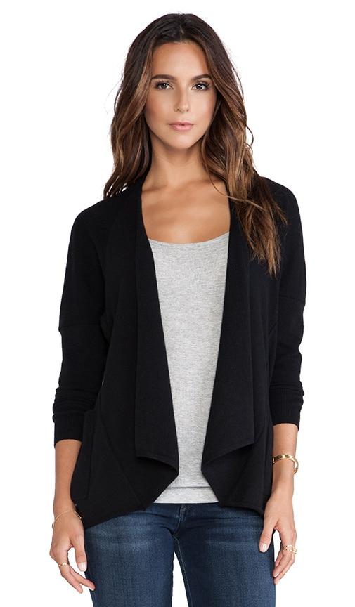 Drape with Pocket Sweater