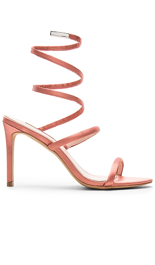 Joia Heel in Rose. - size 8.5 (also in 10,6,6.5,7.5,8,9,9.5) Avec Les Filles