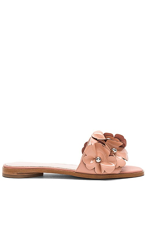 AVEC LES FILLES Baha Sandal in Pink
