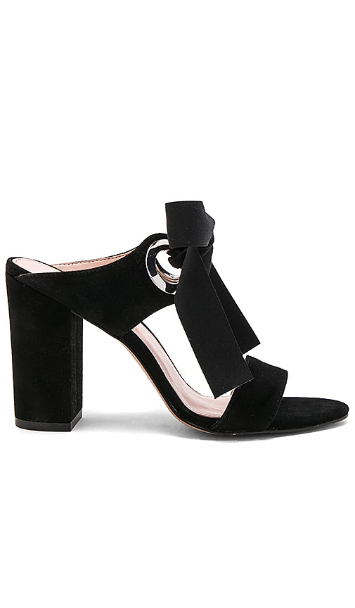 AVEC LES FILLES Megan Heel in Black