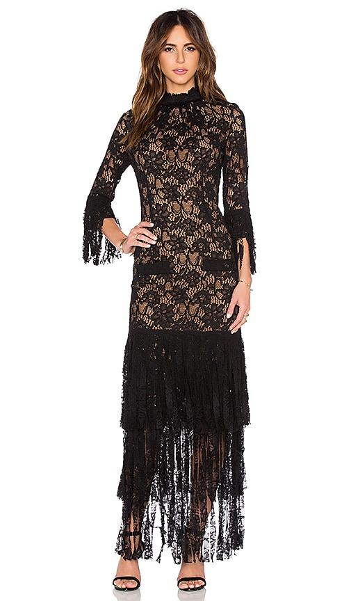 Alexis Jade Dress in Black