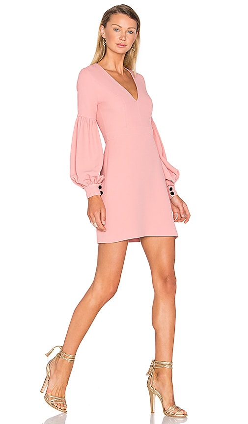 Alexis Ellena Dress in Rose