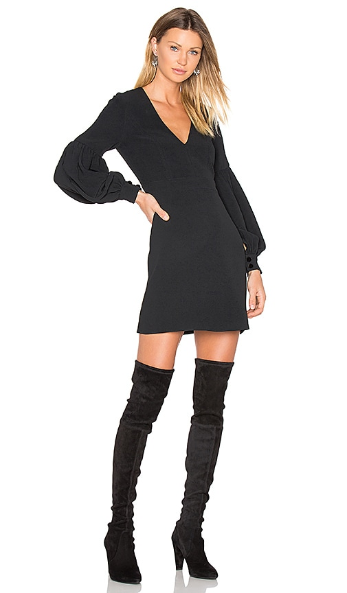 Alexis Ellena Dress in Black