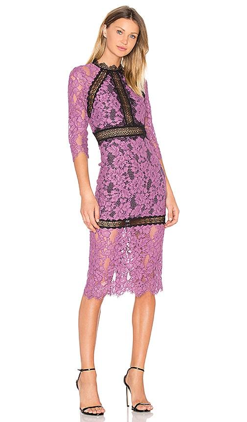 Alexis Marisa Dress in Purple