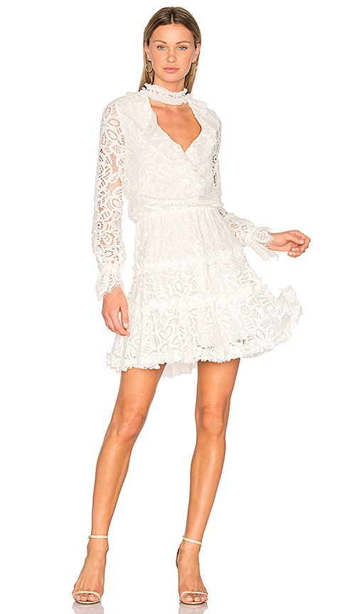 Alexis Catalina Dress in Ivory