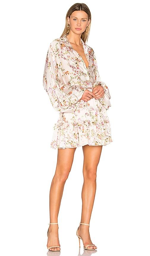 Alexis Loe Dress in Cream