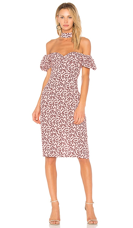 Alexis Calla Dress in Pink