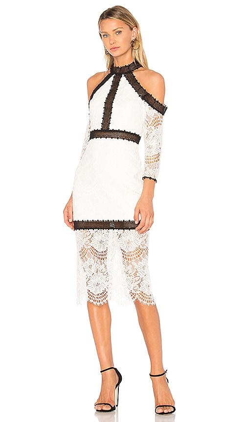 Alexis Marlowe Dress in Ivory