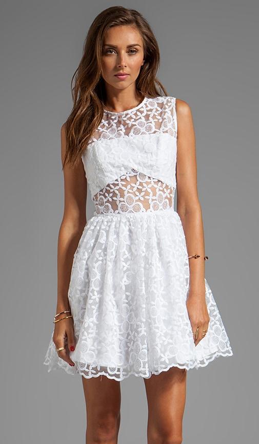 Finna Short Cocktail Dress