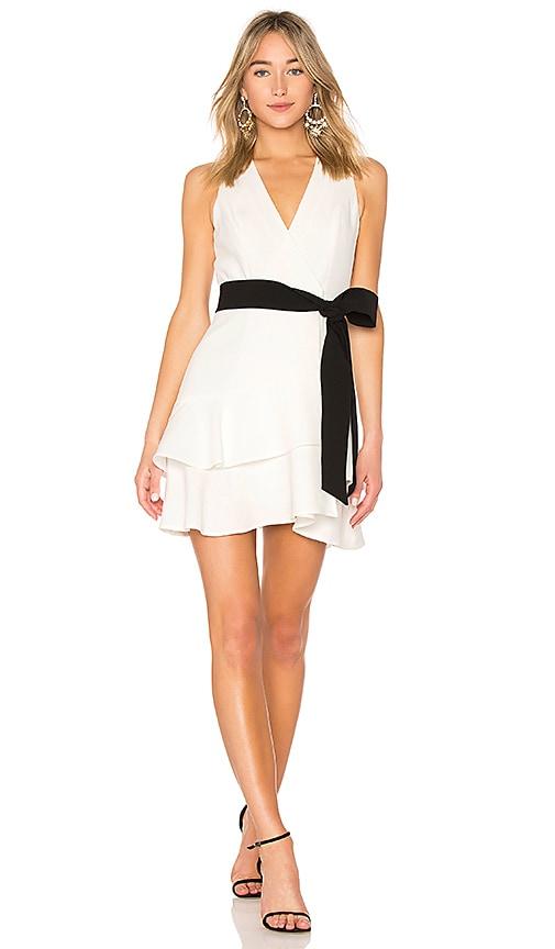 Alexis Olena Dress in White