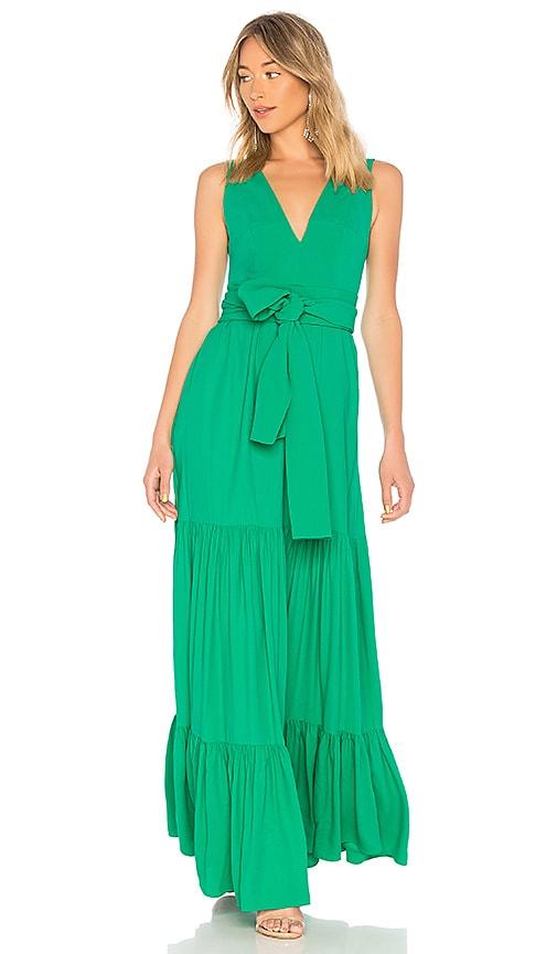 Alexis Marni Dress in Green