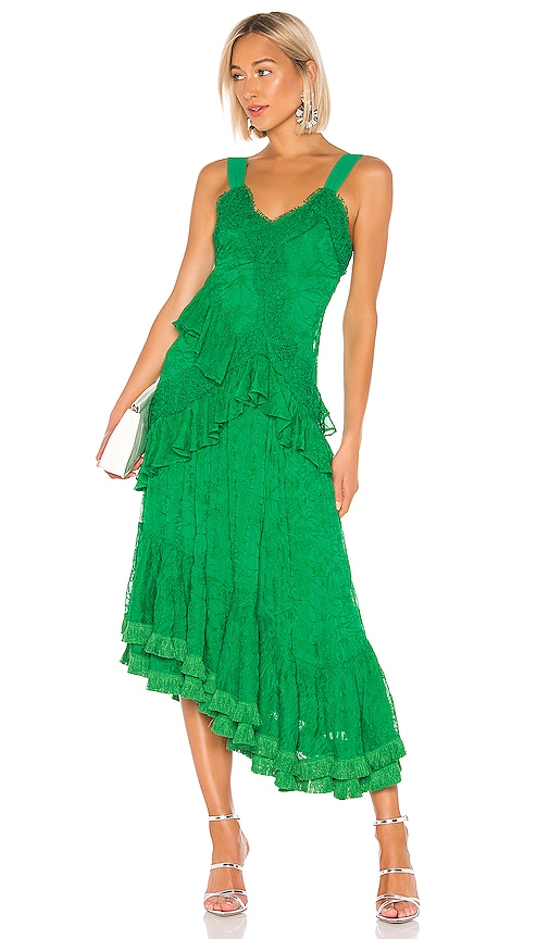 7d02366d Alexis Bozoma Gown in Emerald Green | REVOLVE