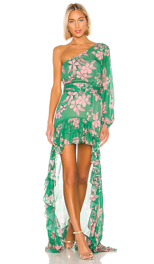 Alexis Jules Dress in Island Floral | REVOLVE