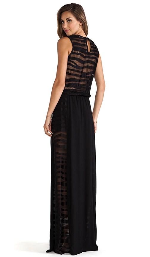 Pat V Neck Maxi Dress