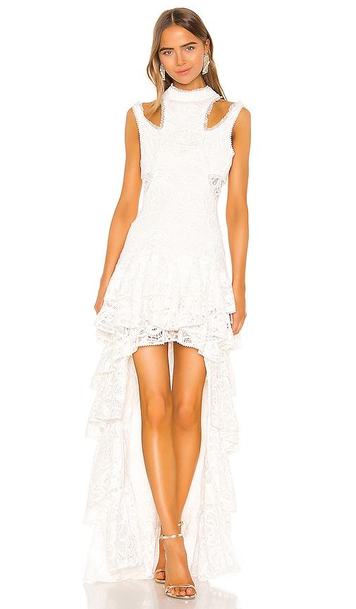 VARENNA 高低式連衣裙 Alexis $951