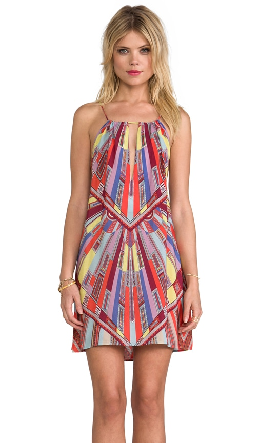 Martin Short Halter Dress