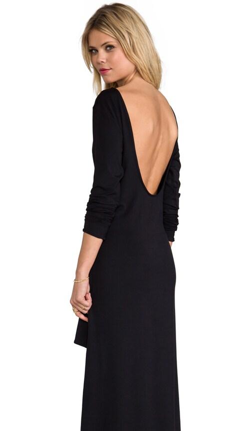 Maddie Hi-Lo Dress With Scoop Back