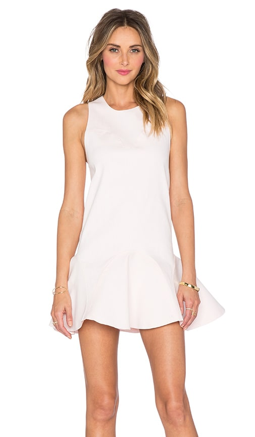Alexis Simi Sleeveless Dress in Pale Pink