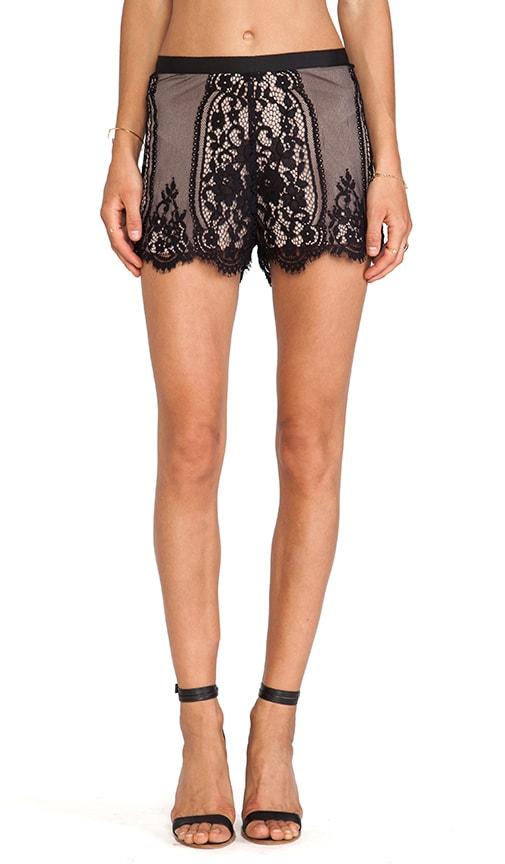 Toulouse Lace Shorts