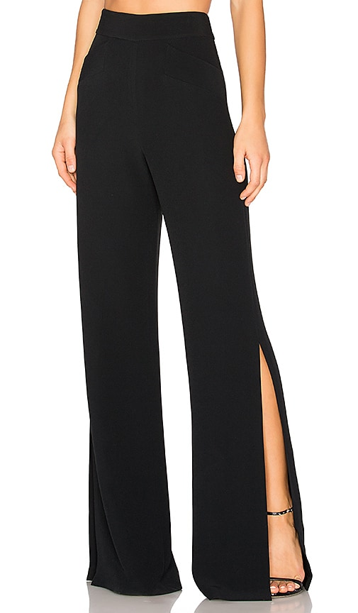 Alexis Aubree Pants in Black