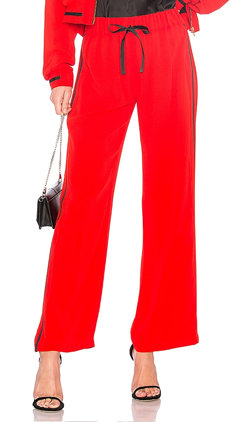 Alexis Ode Pant in Red