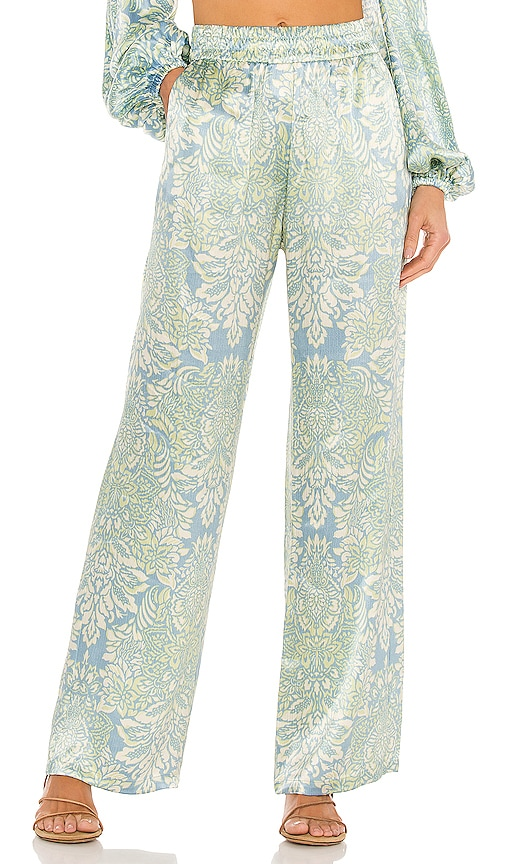 Alexis KALONI PANTS WITH ELASTIC WAISTBAND