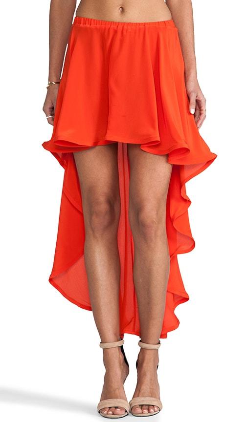 Isabell Hi-Lo Skirt