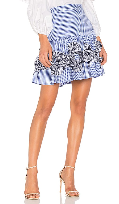 Alexis Daly Skirt in Blue