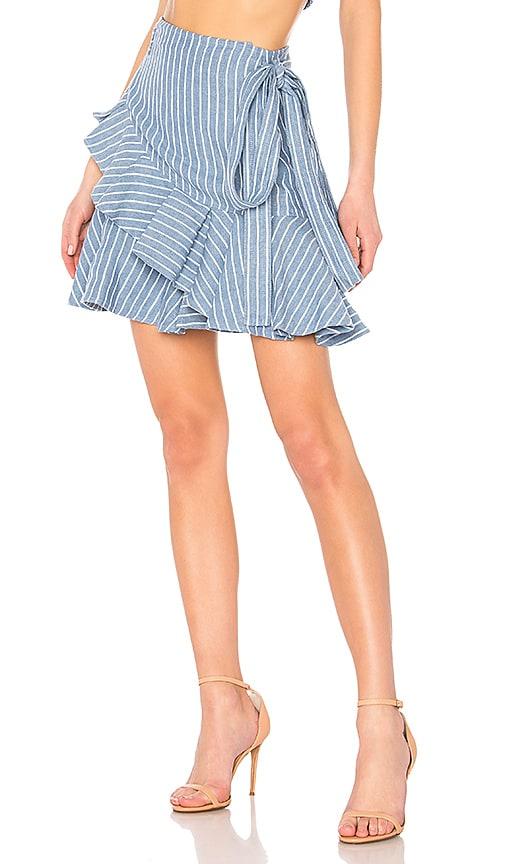 Alexis Anvivi Skirt in Blue