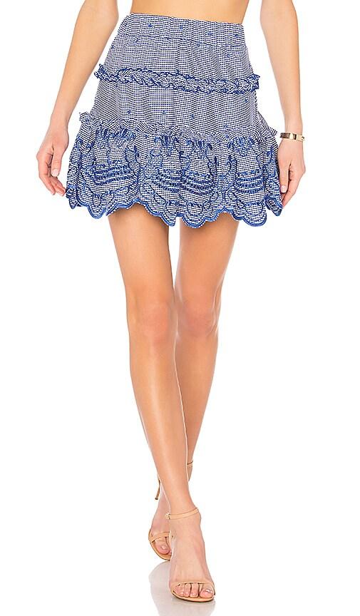 Alexis Rafaella Skirt in Blue