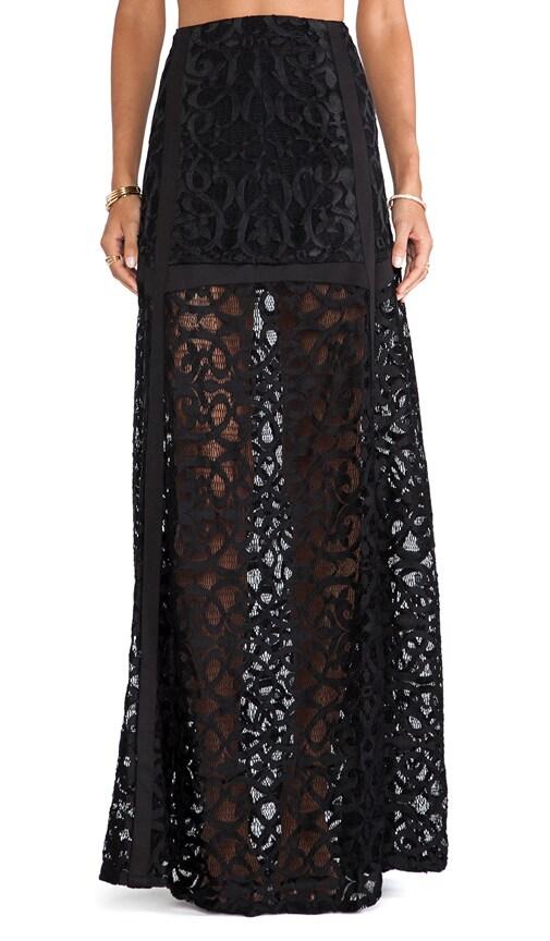 Krefeld Lace Maxi Skirt