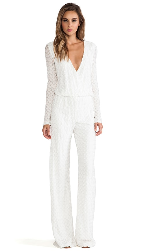 York Cross-Over Jumpsuit