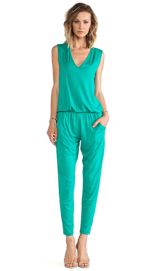 Judy V Neck Jumpsuit