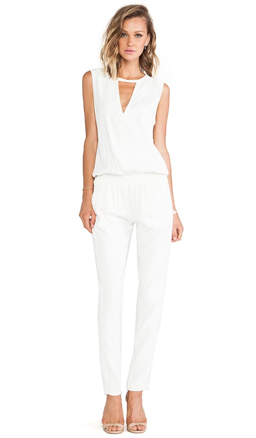 Zina V Neck Jumpsuit