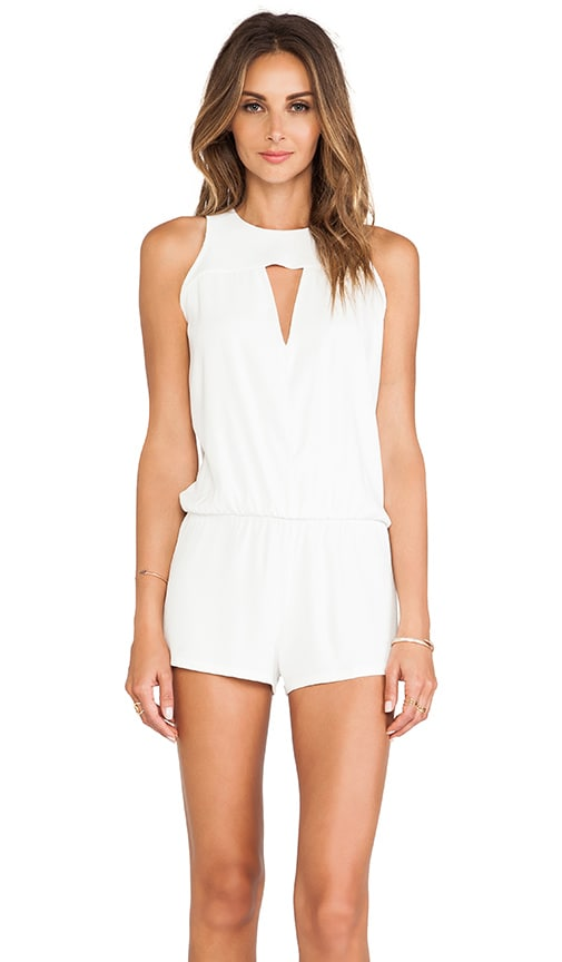 Dulcina Cut Out Romper
