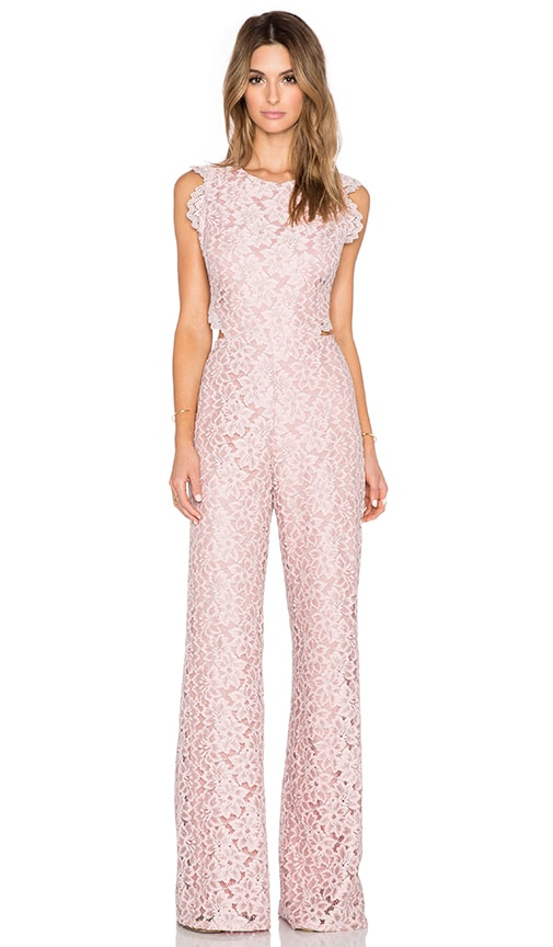 Livia Lace Jumpsuit