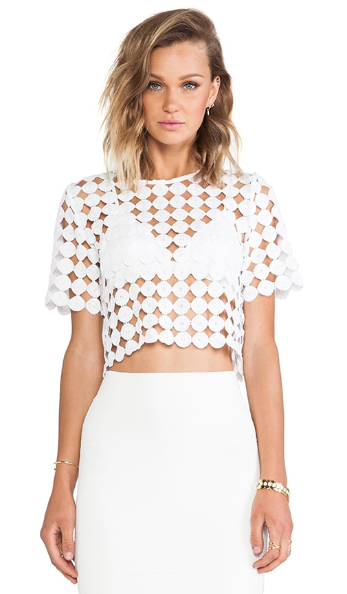 Lisette Crop Top