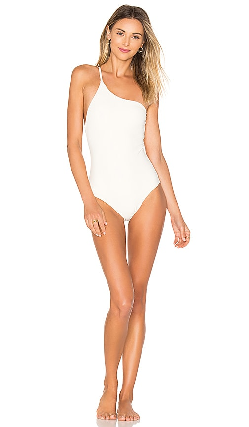 b765fbccd621f Alix Seville One Piece in Ivory   REVOLVE