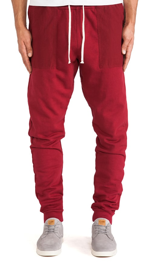 AXS Sweat Cargo Pants