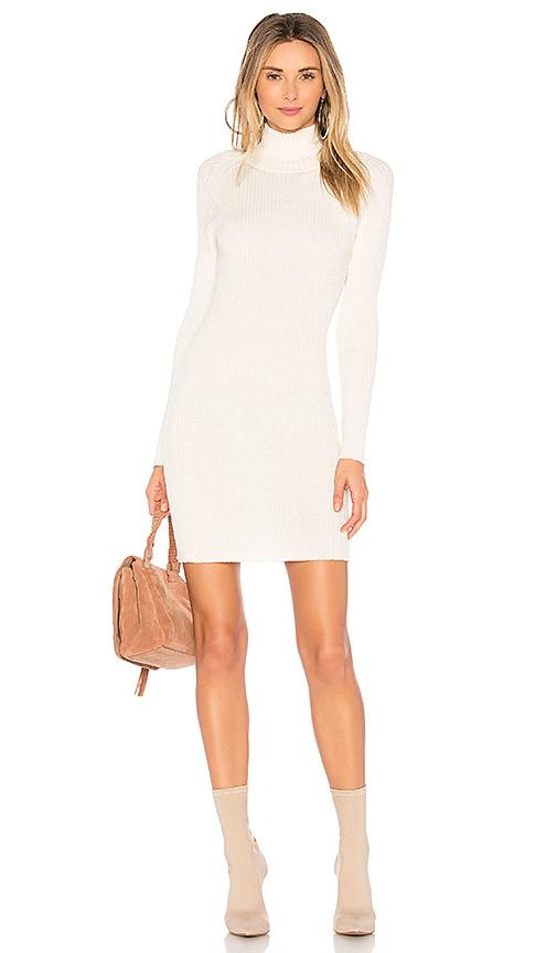 AYNI Cretta Dress in Ivory