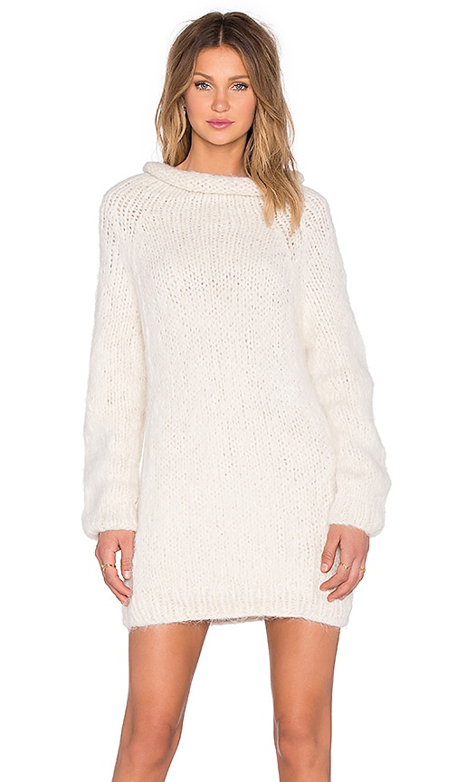 Anona Oversized Sweater Dress