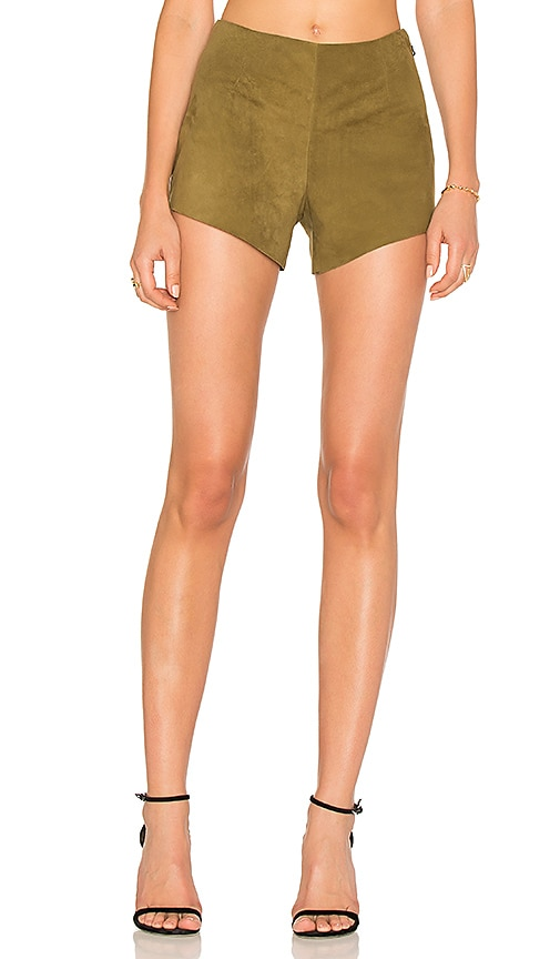 Quarzo Suede Short